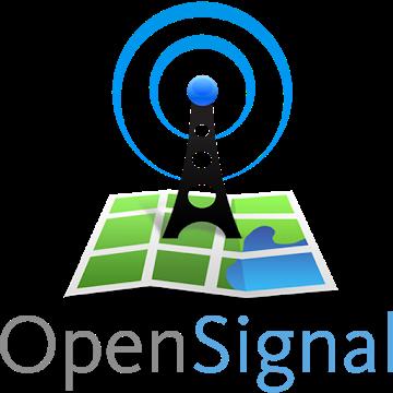 Карты 3G 4G Wifi связи от OpenSignal.com
